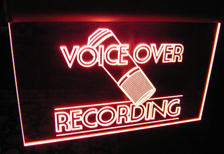 Voice Over Recording