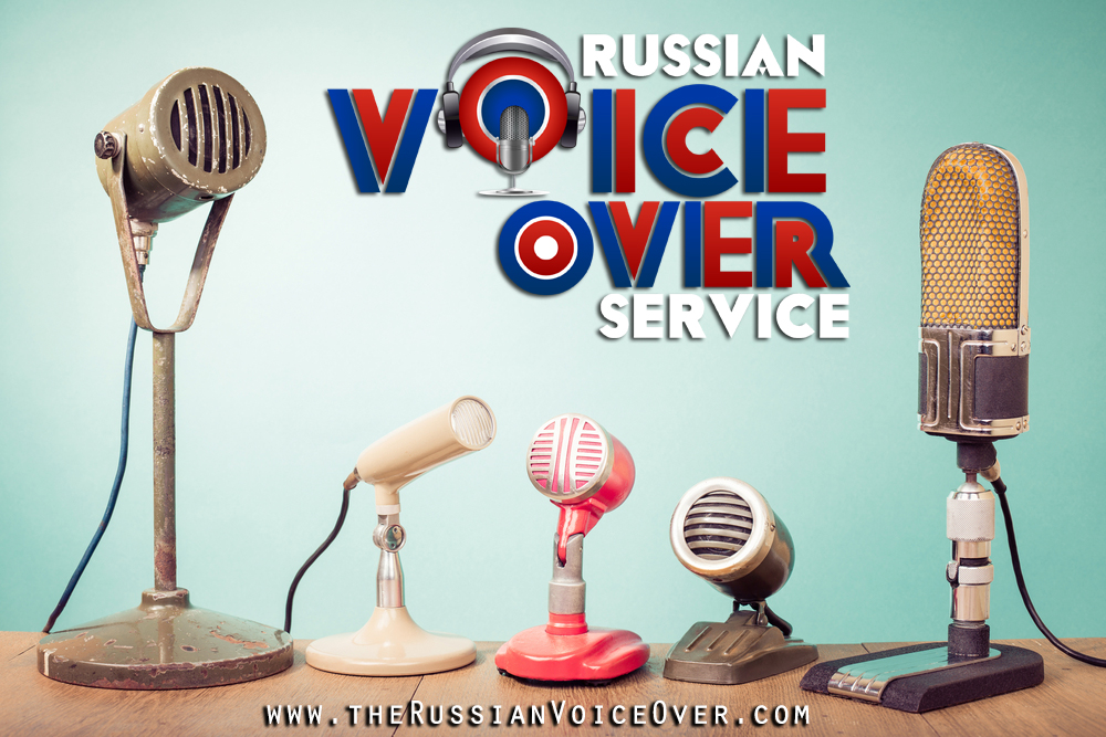 Russian Voiceover